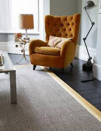 Create Your Own Rug With Alternative Flooring
