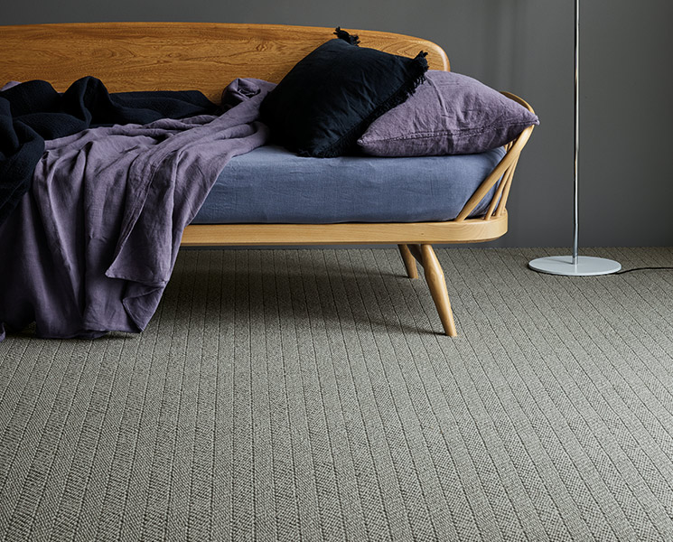 Wool Everest Stone Carpet
