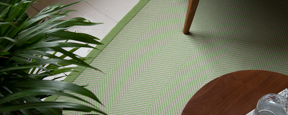 Williamsburg Pomme Taped Rug